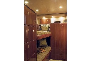 68' VIKING YACHTS ENCLOSED BRIDGE (2006)