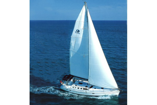 "46' HUNTER 466 (2005) ""KENDRA"""