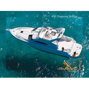45' SEA RAY 450 EXPRESS BRIDGE (2001)