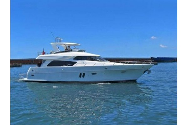 60' MCKINNA 60 PILOTHOUSE (2008) OFF MARKET