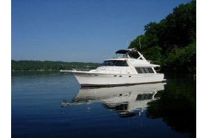 47' BAYLINER 4788 PILOT HOUSE MOTORYACHT (2000) *IN LLC*