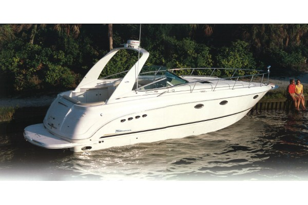 "35' CHAPARRAL 350 SIGNATURE (2003) ""ANATWIST TOO"""