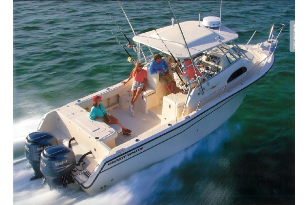 "30' GRADY-WHITE 300 MARLIN (2006) ""KILLBOX"""