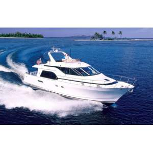 59' QUEENSHIP ADMIRALTY RAISED PILOTHOUSE (1998)
