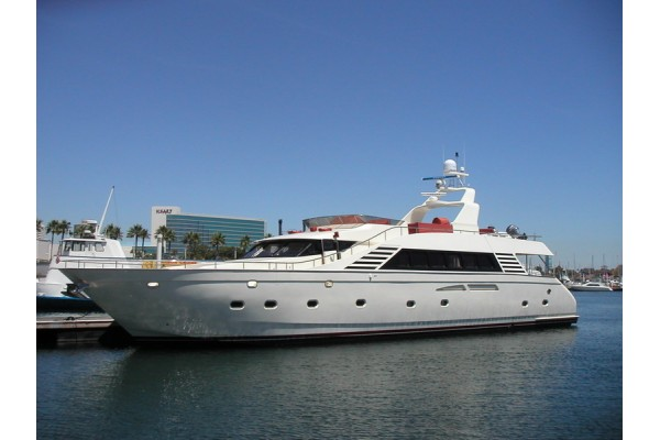 "97' TRANSWORLD MOTORYACHT (2003) ""MONEY CAT"""