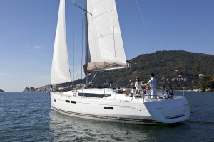 "46' JEANNEAU SUN ODYSSEY 469 (2013) ""BOTH FEET IN"" OFF MARKET"