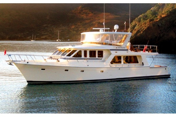 "62' OFFSHORE 62 PILOTHOUSE (2007) ""RUBICON"" OFF MARKET"