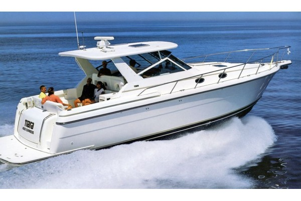 "40' TIARA 4000 EXPRESS (1997) ""LIBERTY"" OFF MARKET"