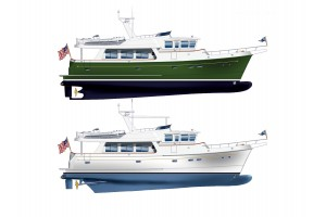 60' SELENE 60 TRAWLER (2016) *LIKE NEW*