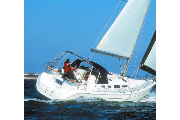 "41' HUNTER 41 DS (2009) ""OCEAN'S POEM"""