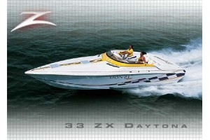 2004 33' DONZI 33 ZX Speedboat for sale in Huntington Beach