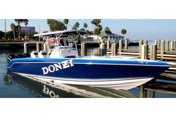 Donzi For Sale >> 2011 38 Donzi 38zfx Open For Sale In Newport Beach California
