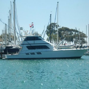 65' HATTERAS SPORTFISH/ENCLOSED FLYBRIDGE (1998)