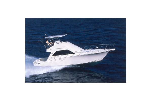 CABO 43 FLYBRIDGE (2002) OFF MARKET