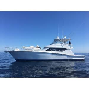 "60' HATTERAS 60 SPORTFISHING CHARTER ""DETERMINED"""