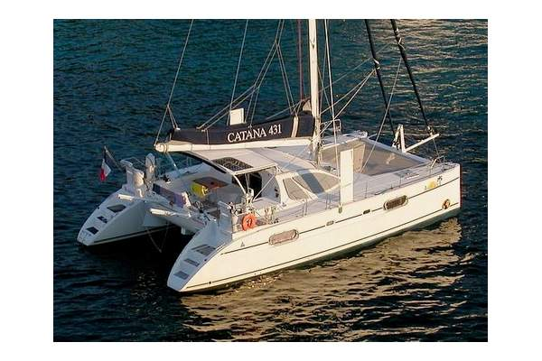 43 Catana 431 Catamaran 2001 Off Market