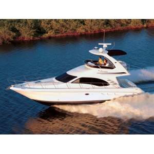 "44' SEA RAY 44 SEDAN BRIDGE (2008) ""QUIET TIME"" *TRANSFERABLE SLIP*"