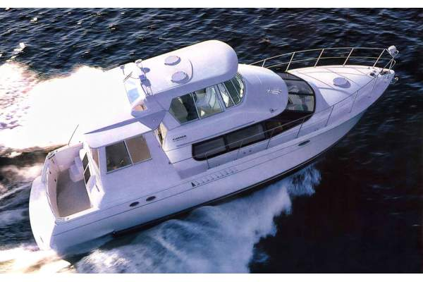 "50' CARVER 504 COCKPIT MOTOR YACHT (1999) ""LOLLIPOP"" *LLC*"
