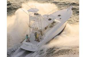 "41' LUHRS 41 OPEN (2007) ""AU BREEZY"""