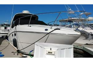 "30' SEA RAY 290 SUNDANCER (2007) ""DEJA VU"""