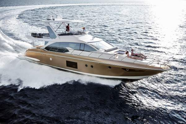 "66' AZIMUT 66 FLYBRIDGE (2017) ""NADENIKA"" *LLC*"
