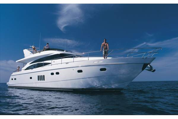 "70' VIKING PRINCESS SPORT CRUISER (21M) (2006) ""KRISTINA 8"""