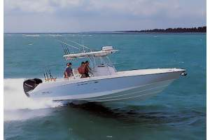 32' BOSTON WHALER 320 OUTRAGE (2006)