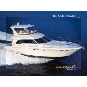 "48' SEA RAY 480 SEDAN BRIDGE (2001) ""ELLEAIRE"""