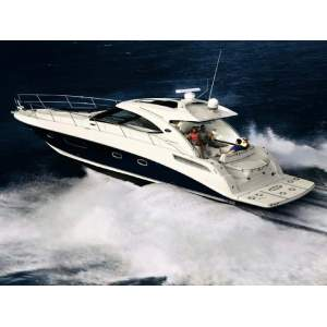 "47' SEA RAY 470 SUNDANCER (2010) ""MY TURN"" *LLC* SOLD!"
