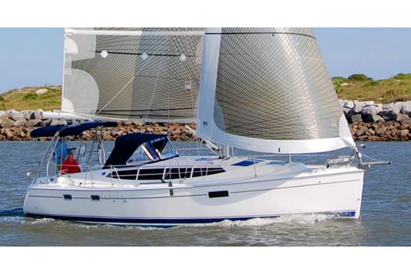 36' HUNTER e36 (2012) OFF MARKET