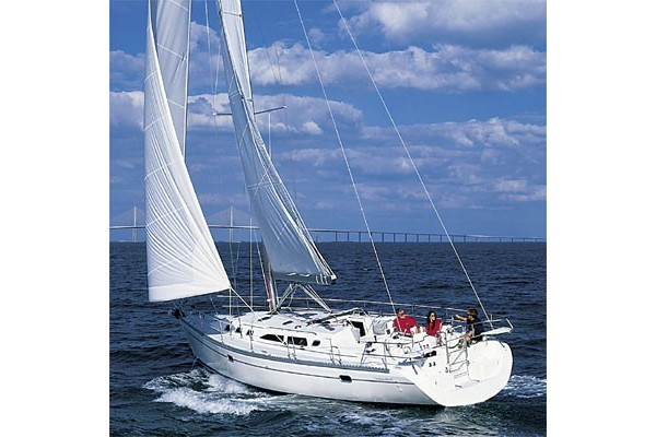 "40' CATALINA 400 MKII (1998) ""THE CAPTAIN'S KIDD"""