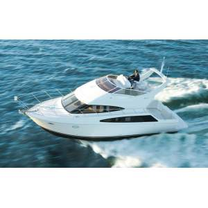 "48' CARVER 38 SUPER SPORT (2005) ""BILLY'S BACKYARD"""