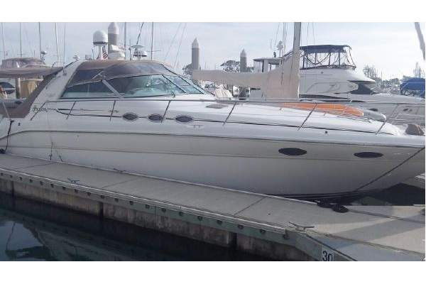 "37' SEA RAY SUNDANCER (1995) ""MYSTIC SEA"""