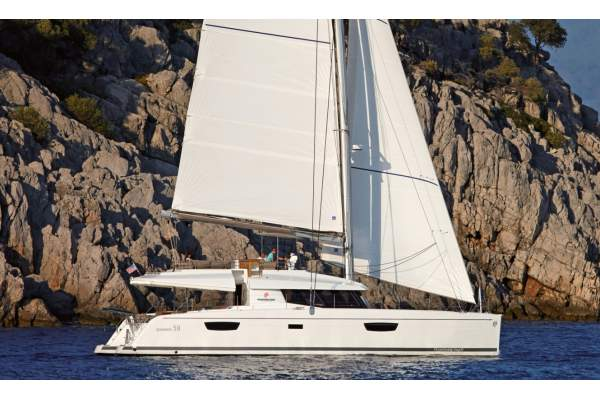 58' FOUNTAINE-PAJOT IPANEMA 58 CATAMARAN (2017) OFF MARKET