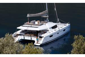 "58' FOUNTAINE-PAJOT IPANEMA 58 CATAMARAN (2017) ""TRANQUILITY BASE"""