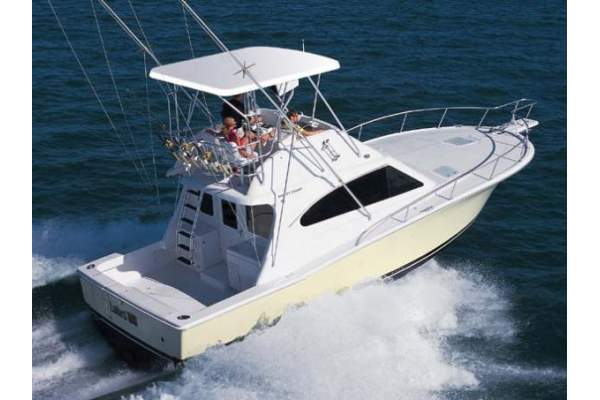 2000 36 Luhrs 36 Convertible Sportfisher For Sale In San