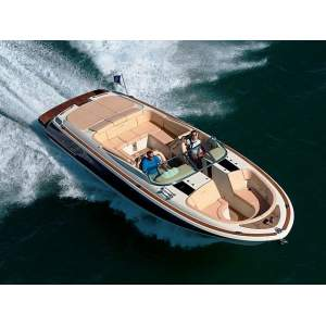 "32' CHRIS CRAFT 32 LAUNCH (2014) ""LIBELULA"""