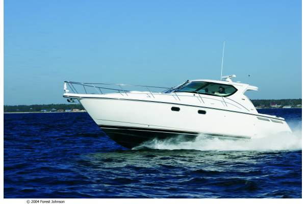 "43' TIARA 4300 SOVRAN (2007) ""NY IN CALI"" *LLC* *BLUE HULL*"