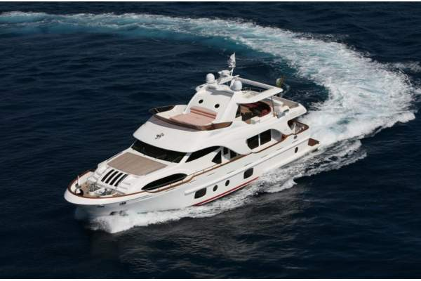 2008 85 Benetti 85 Legend Megayacht For Sale In San Diego California