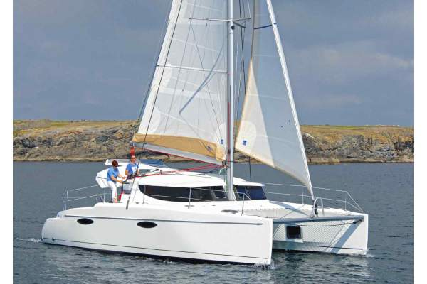 36' FOUNTAINE-PAJOT MAHE 36 EVOLUTION (2015) OFF MARKET