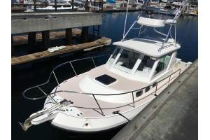 28' ALBIN TUNA SPORTFISHING/WHALE AND DOLPHIN WATCHING CHARTER