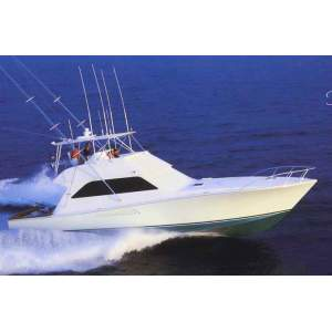 "61' VIKING YACHTS CONVERTIBLE (2001) ""TESORO"" *LLC*"