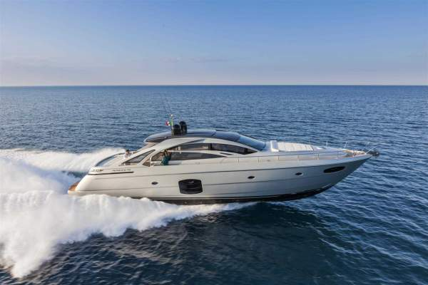 70' PERSHING 70 (2018) OFF MARKET