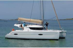 41' FOUNTAINE-PAJOT LIPARI 41 (2013) OFF MARKET