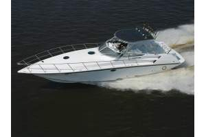 "38' FOUNTAIN 38 SPORTFISH CRUISER (2004) ""LUCKY DOG"""