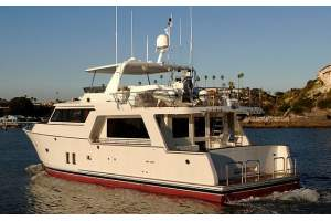 "64' OFFSHORE 64 VOYAGER (2010) ""JUST IN TIME"" *LLC*"