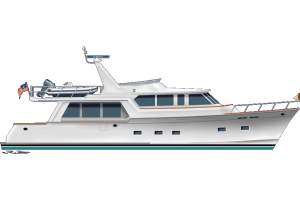 """64' OFFSHORE 64 VOYAGER (2010) """"JUST IN TIME"""" *LLC*"""