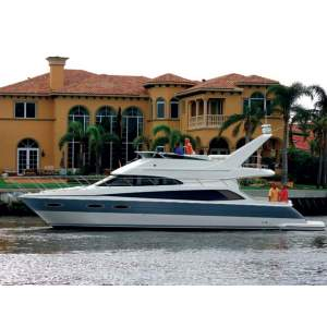 """43' CARVER 43 SUPER SPORT (2008) """"TIMBERS NAVY"""""""
