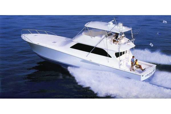 65' VIKING CONVERTIBLE (2000) OFF MARKET