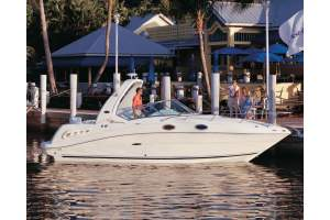 26' SEA RAY 260 SUNDANCER (2006)